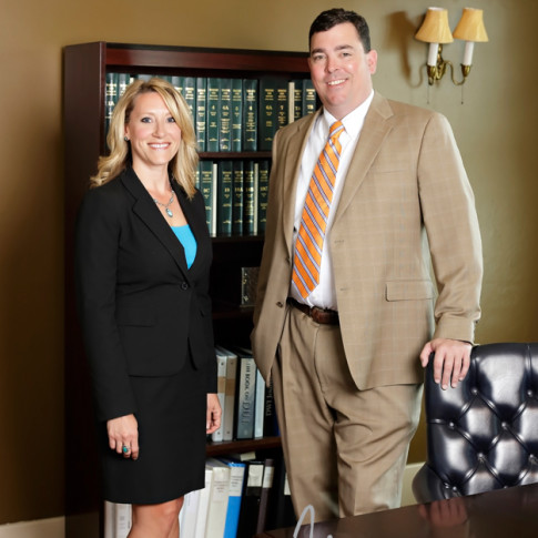 Environmental Portraits for Attorneys