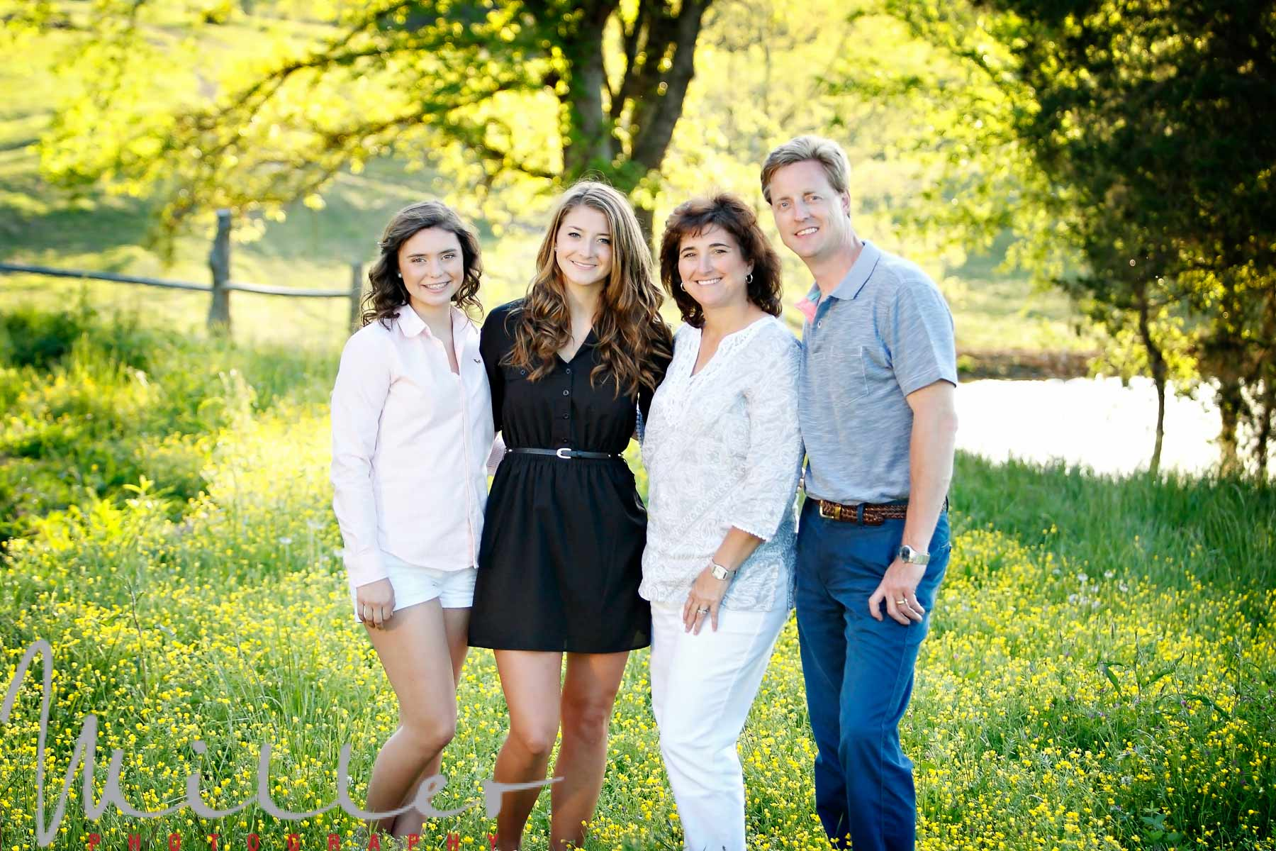 Family Portraits, Miller Photography Family Photographs, Middle TN Photographer, Families